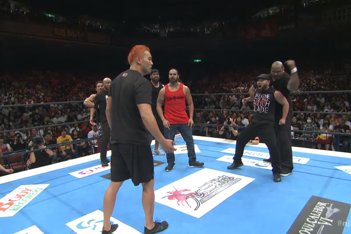 Bullet Club OGs Interject Themselves In The Chaos Civil