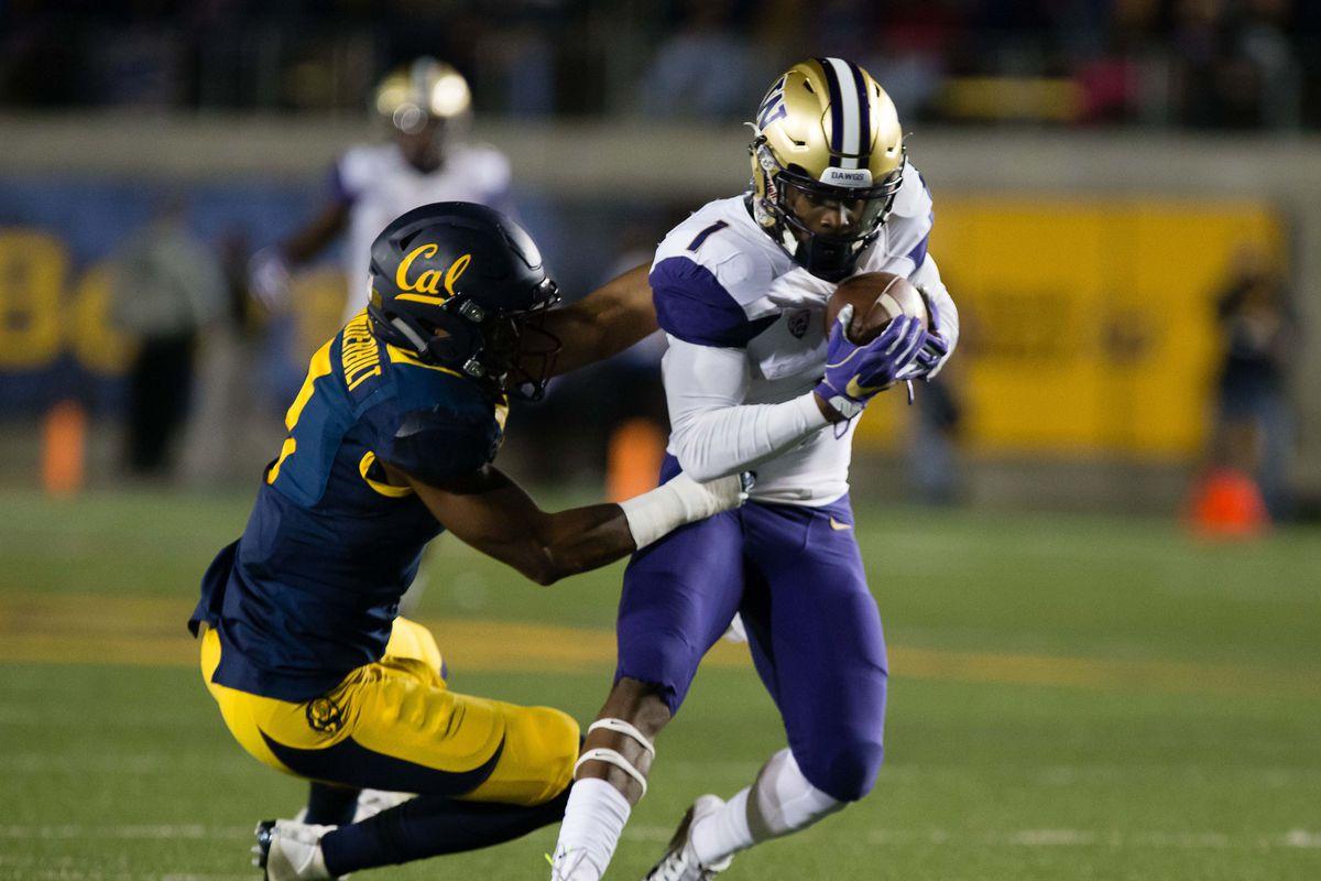 NCAA Football: Washington at California