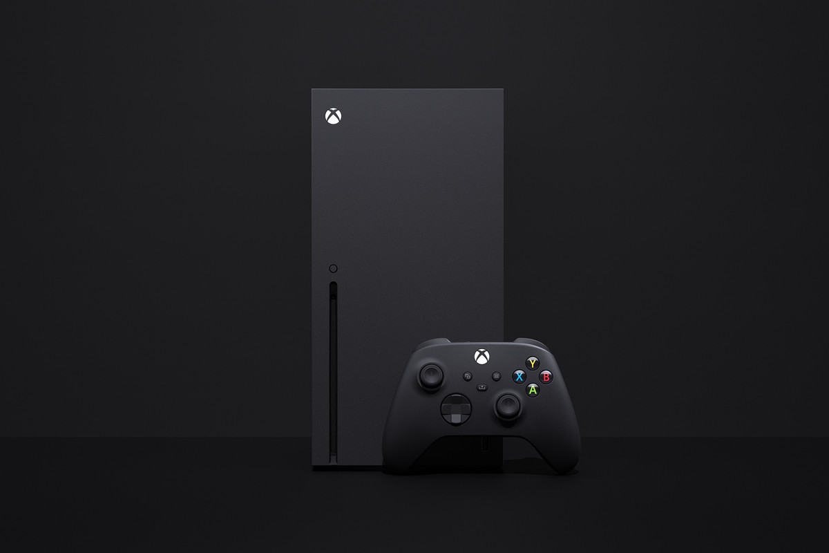 Xbox Series X Comparison To Xbox One X Size Weight And More Polygon