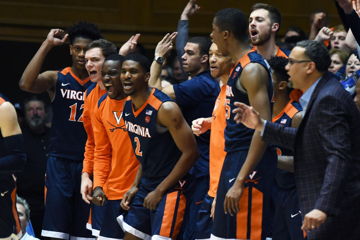 How Has The World Changed Since Virginia Basketball S Last Win At Duke Before Yesterday