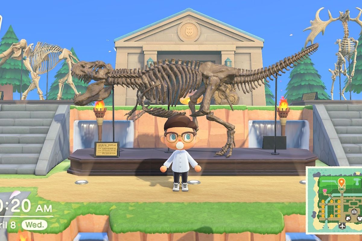 Animal Crossing Museum Entrance Ideas