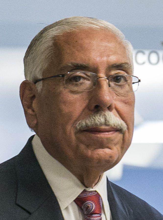 Cook County Assessor Joseph Berrios | Rich Hein/ Sun-Times