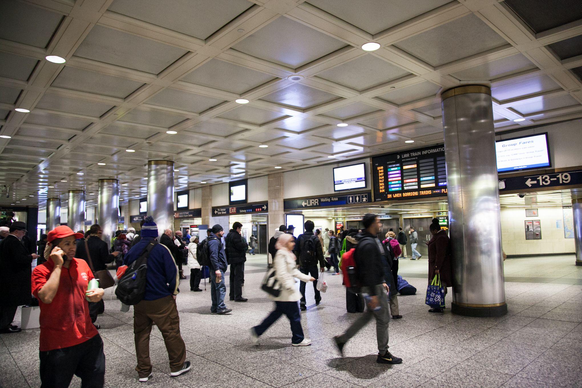 Inside America's worst train station | The Verge