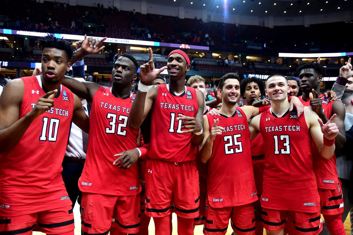 ebc327a67 Texas Tech vs. Virginia prediction  Men s national championship ...