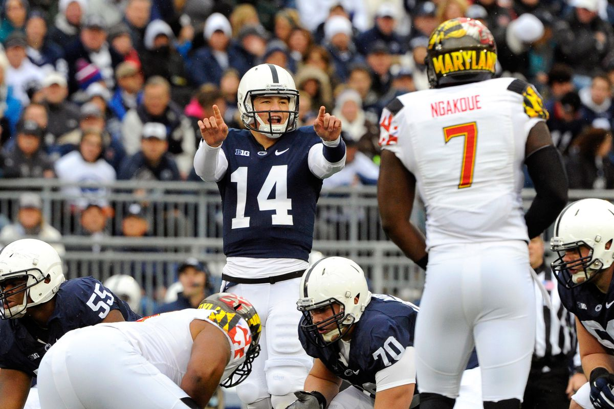 Linebacker Yannick Ngakoue had pressure on Christian Hackenberg for much of Saturday's game.