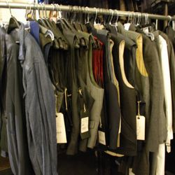 Men's vests, tops and more