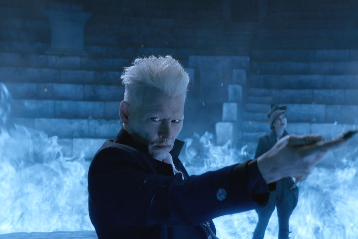 grindelwald and the elder wand