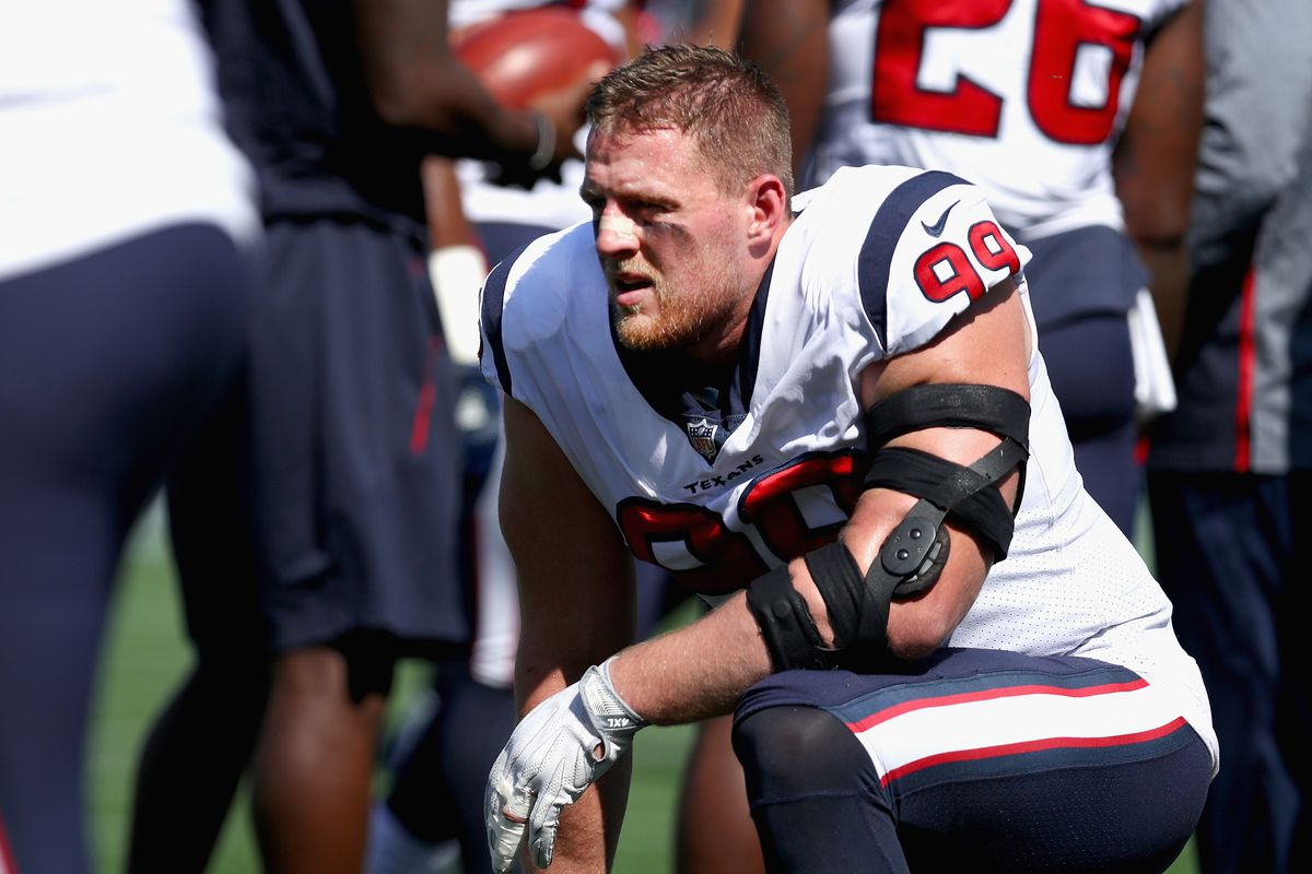 BRB Group Think When Will J J Watt Have His Breakout Game This