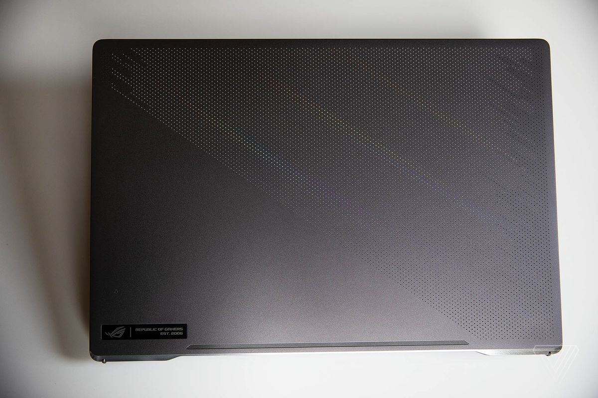 Best Gaming Laptops 2021: Asus ROG Zephyrus G15