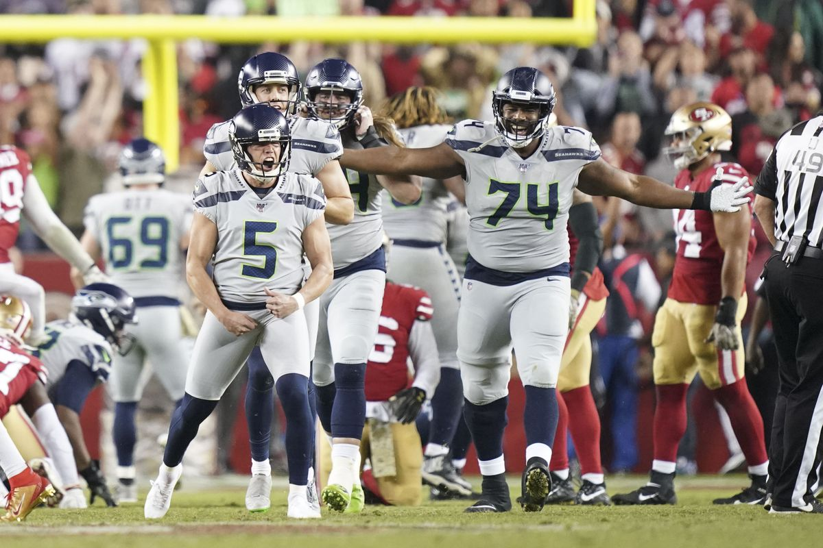 Seahawks 27 49ers 24 Showcases Resilence Of Russell Wilson