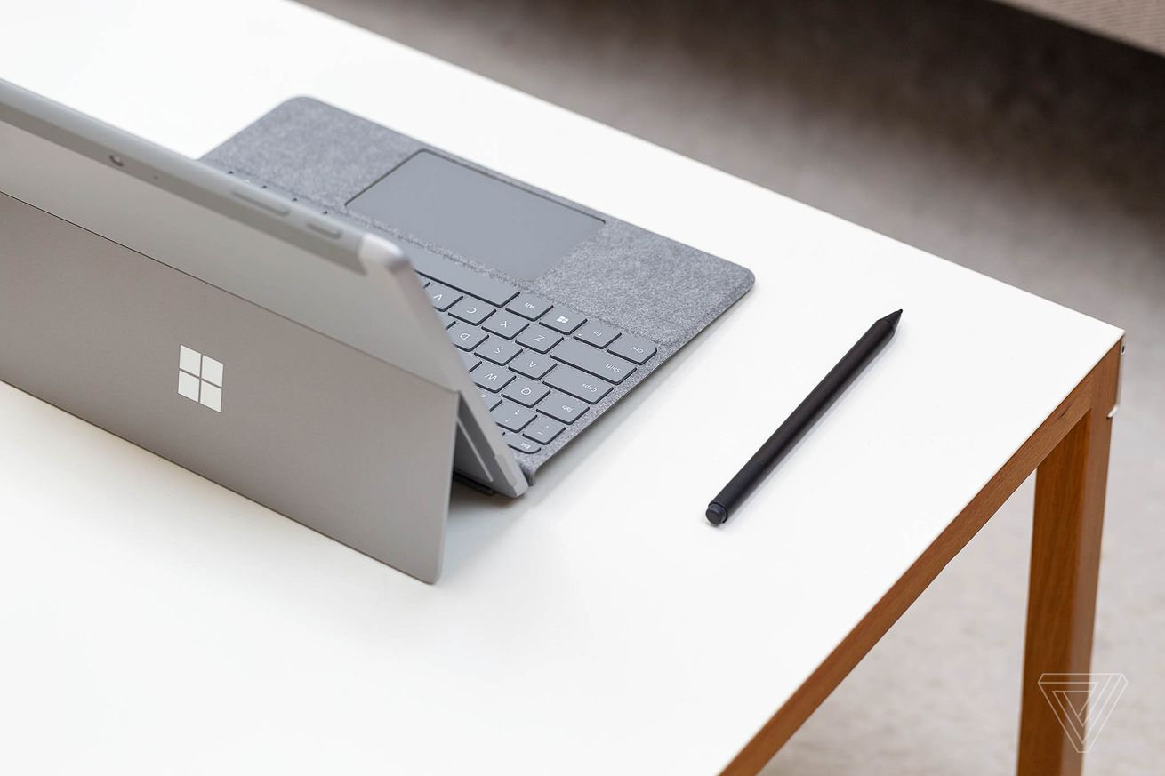 The (Intel-based) Surface Go