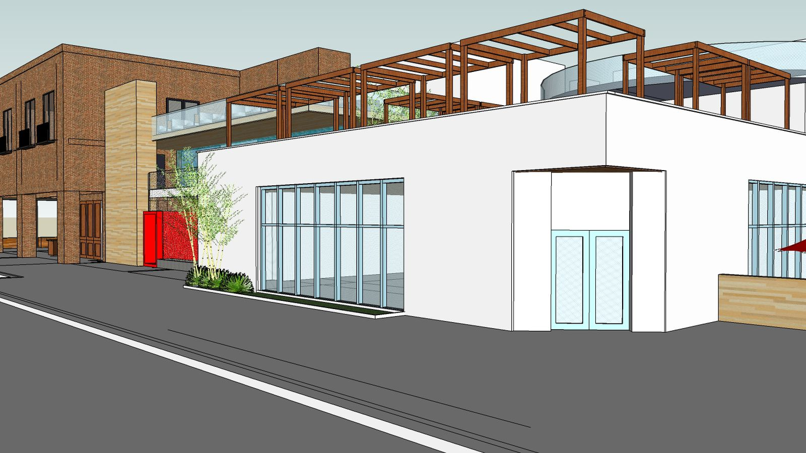 Rooftop Bar, Dance Club, and More to Open in Domain\'s Rock Rose ...