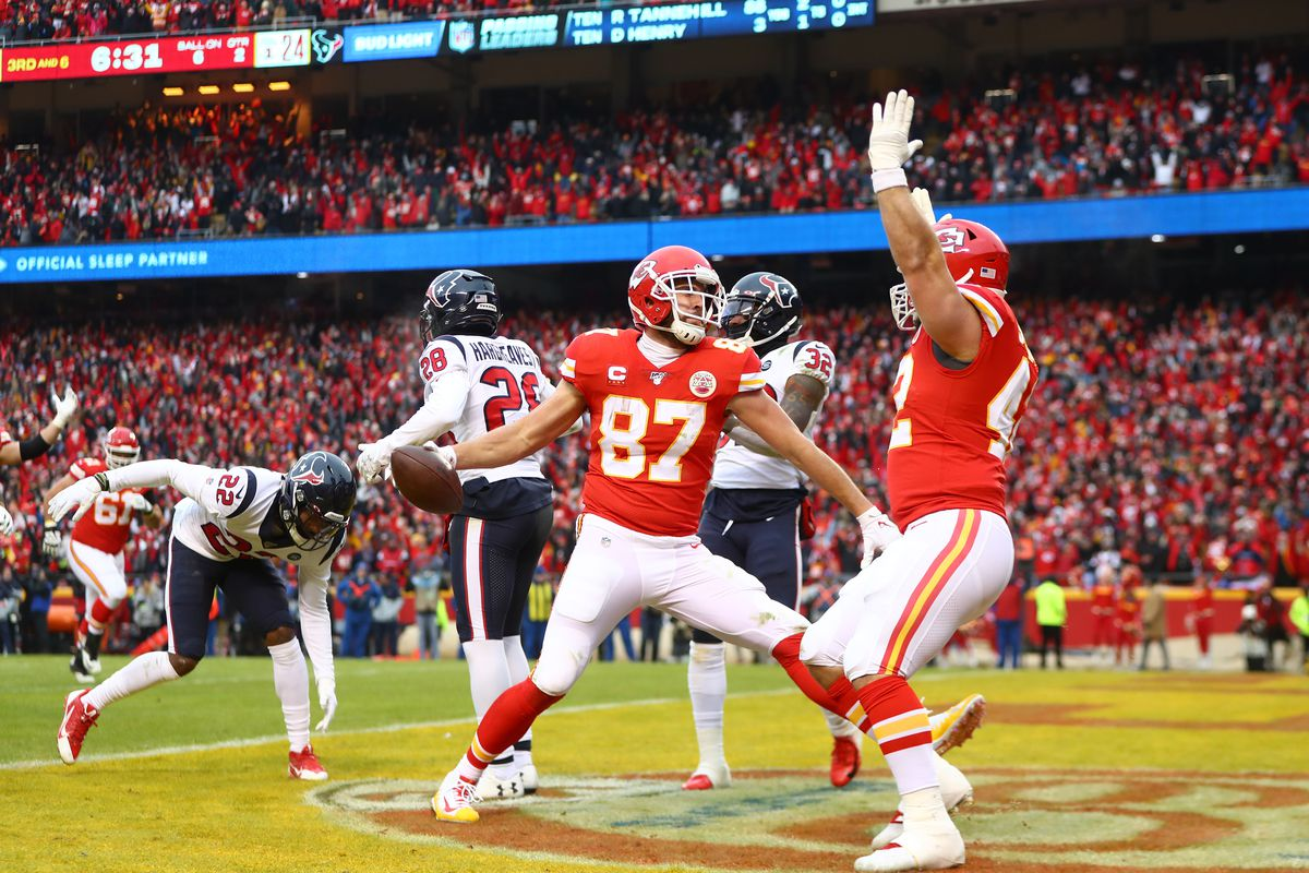 Chiefs News: All eyes on the Tight Ends