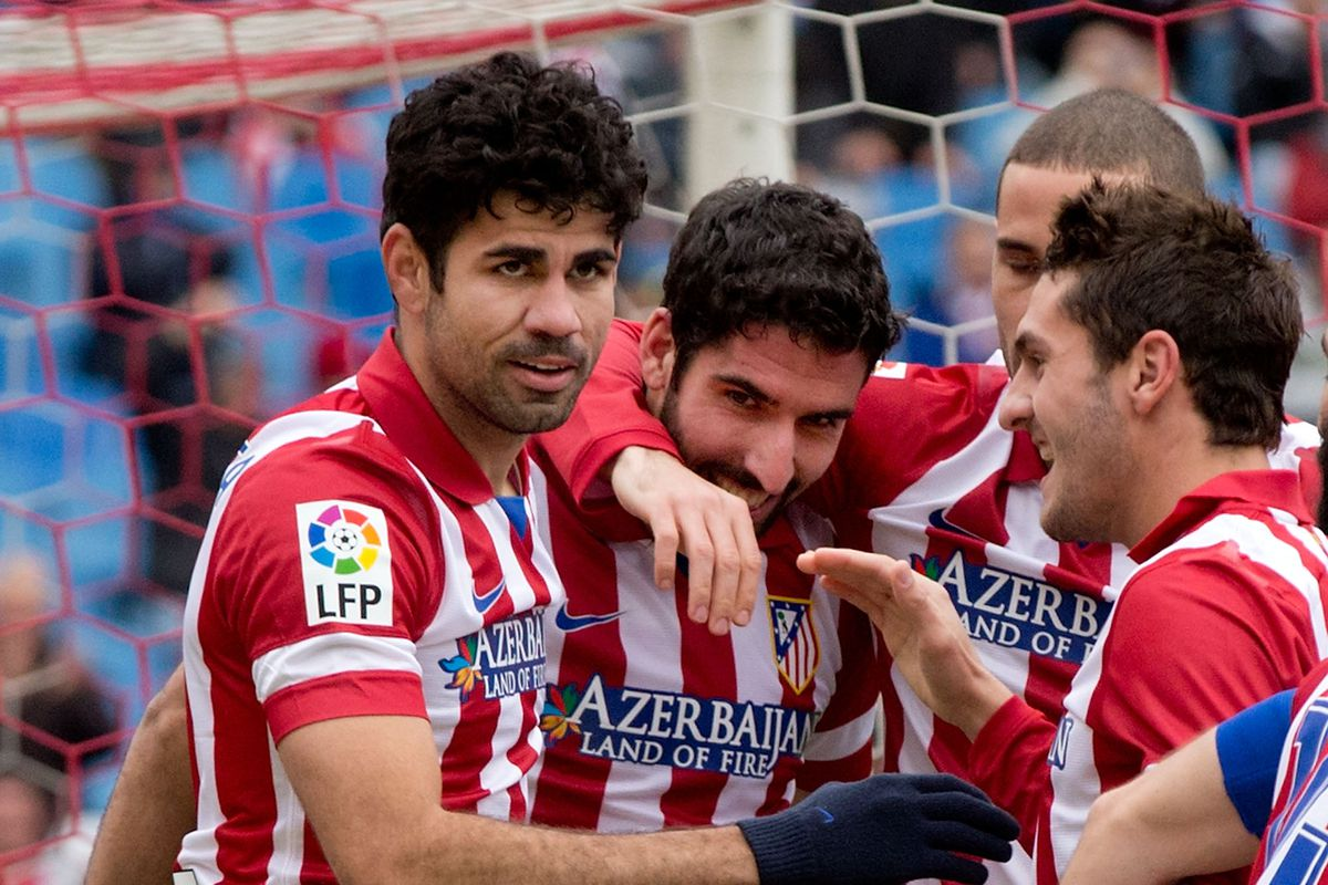 Atletico Madrid give update on chase for Chelsea star Costa