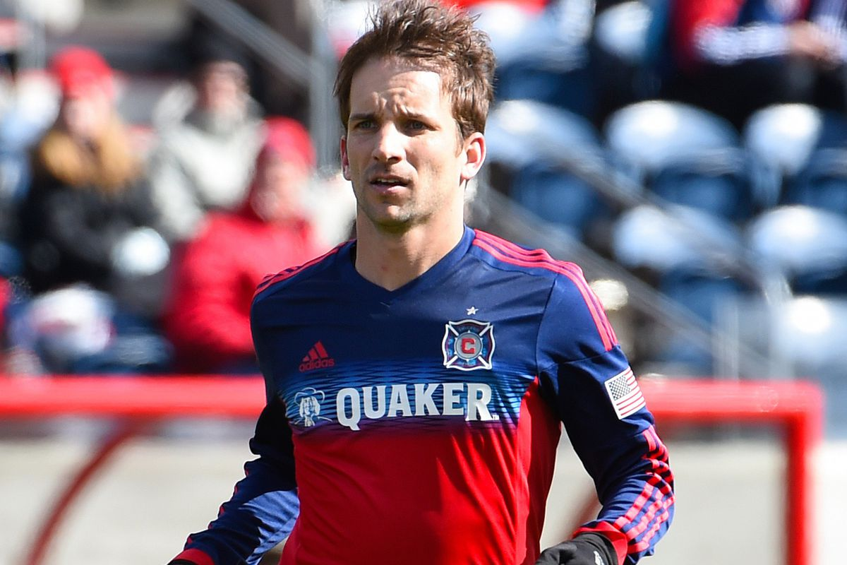 Mike Magee has been a top player for Chicago Fire since his transfer from LA Galaxy in 2013