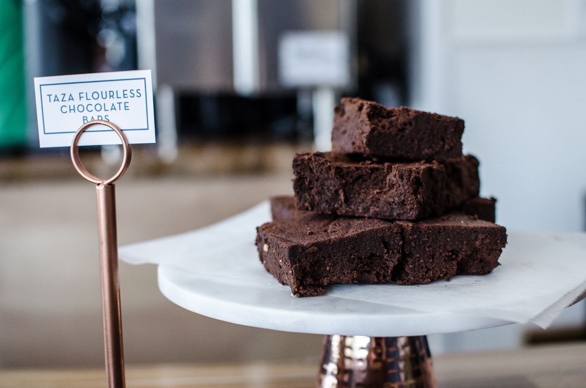 NOCA Provisions Taza flourless chocolate bars