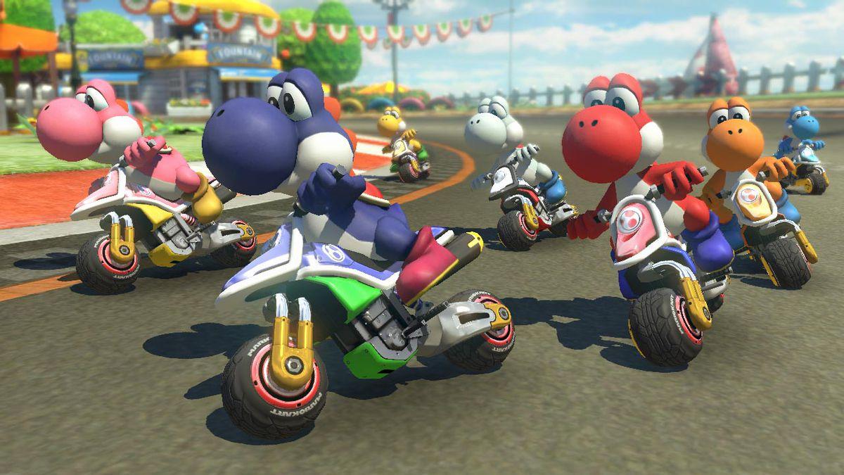 Mario Kart 8 Deluxe Unlockables Polygon