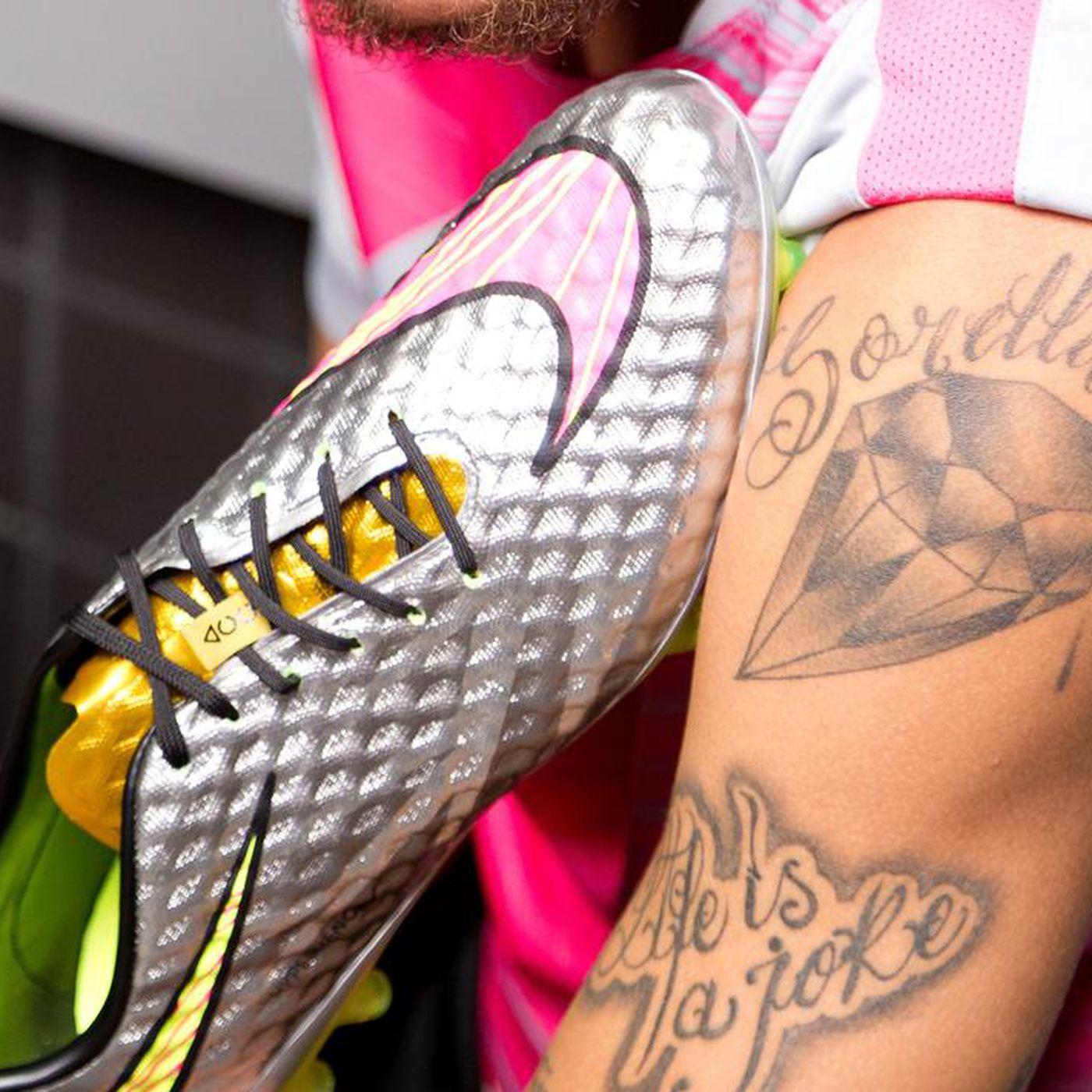 7c9250c060 New Nike Hypervenom special edition for Neymar - SBNation.com