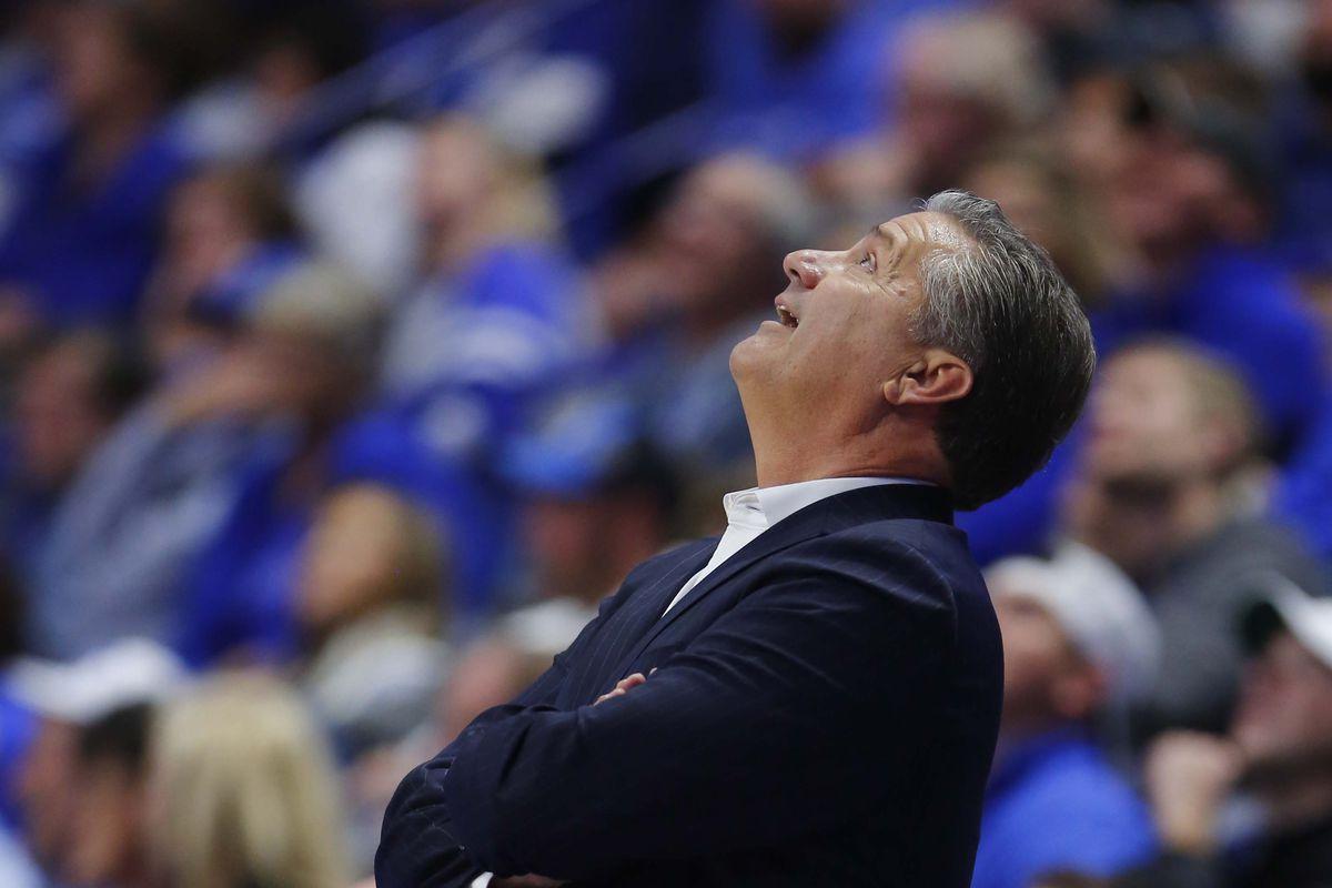 NCAA Basketball: Lamar at Kentucky