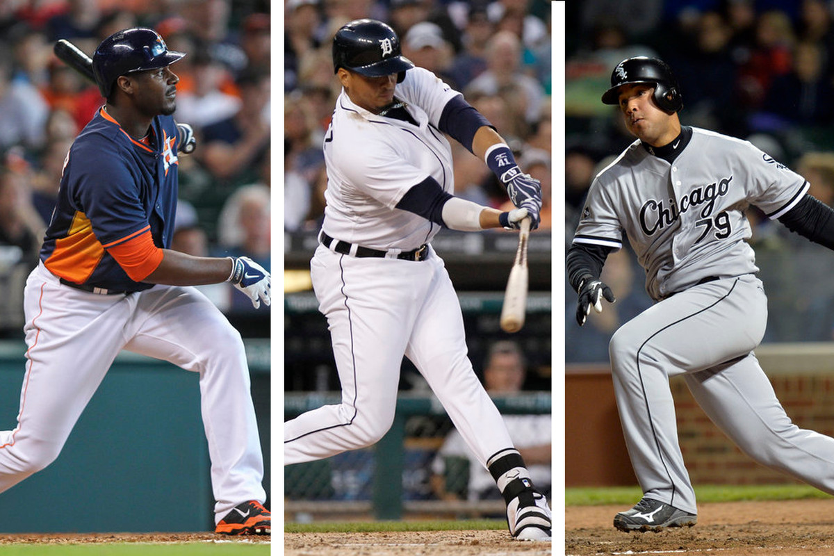 Carter, Martinez, and Abreu each have a unique power-related story.
