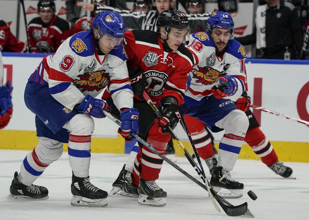 Moncton Wildcats v Quebec Remparts