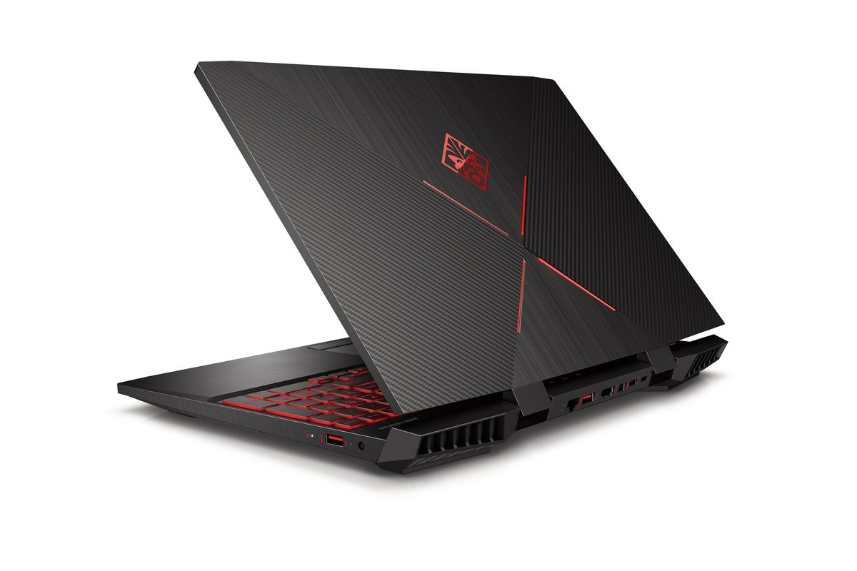 67a0dd1ebd0 HP's new Omen 15 brings its gaming line up to speed - The Verge