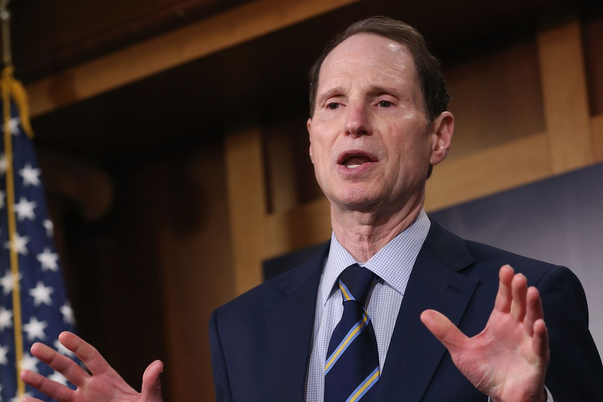 Sen. Ron Wyden (D-OR) has been fighting NSA mass surveillance for years.