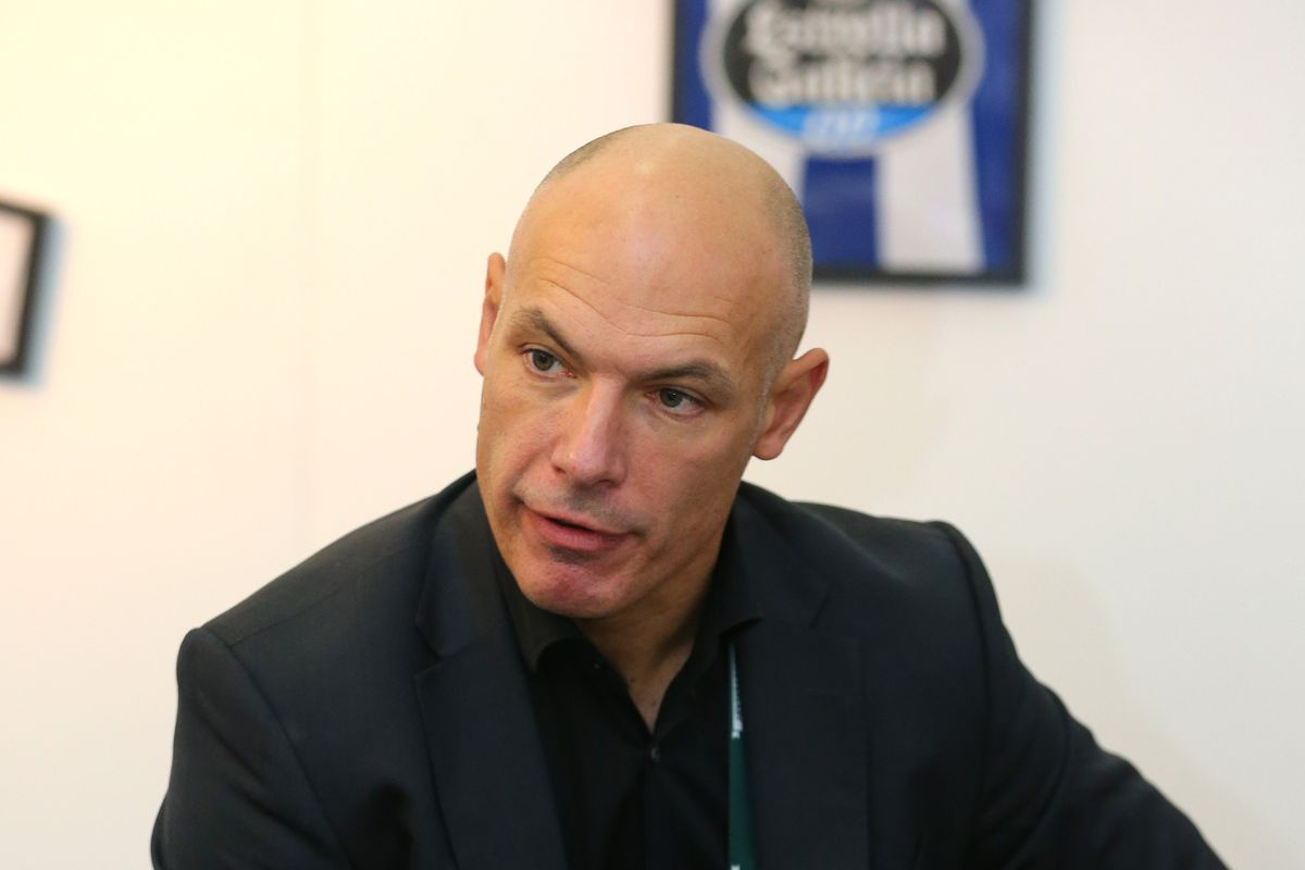 Soccerex - Manchester: Day Four