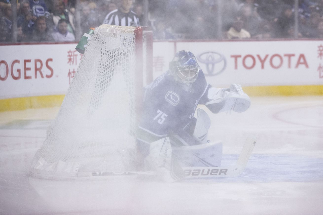 Snow Day For Dipetro - Welcome to the NHL