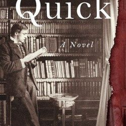 """""""<em><b>The Quick</b></em> is a book about vampires. Still reading? Good. You'll be rewarded for that patience with Lauren Owen's suspenseful, sometimes startlingly scary Victorian yarn that is more <b>Anne Rice</b> than <b>Stephanie Meyer.</b> This is on"""