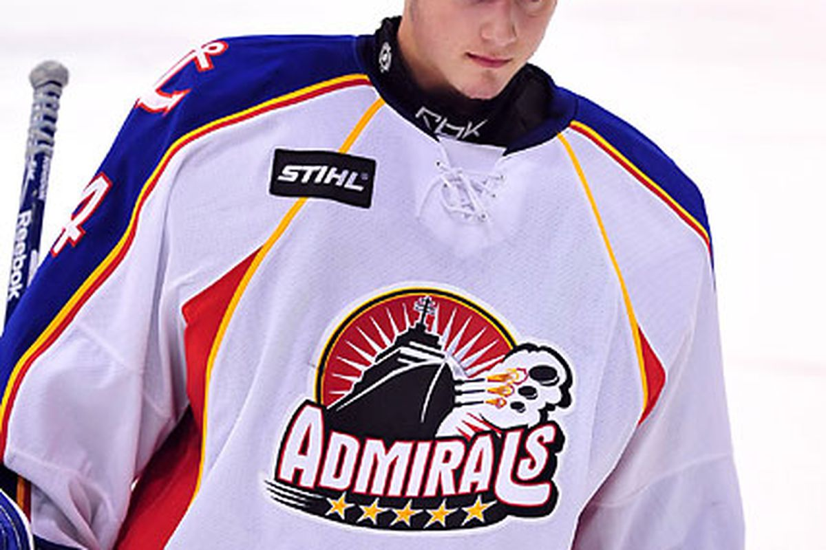 """Dustin Tokarski has been promoted from the AHL by the Tampa Bay Lightning on Thursday, January 14th, 2010 (image via <a href=""""http://media.hamptonroads.com/cache/files/images/389711000.jpg"""">media.hamptonroads.com</a>)"""