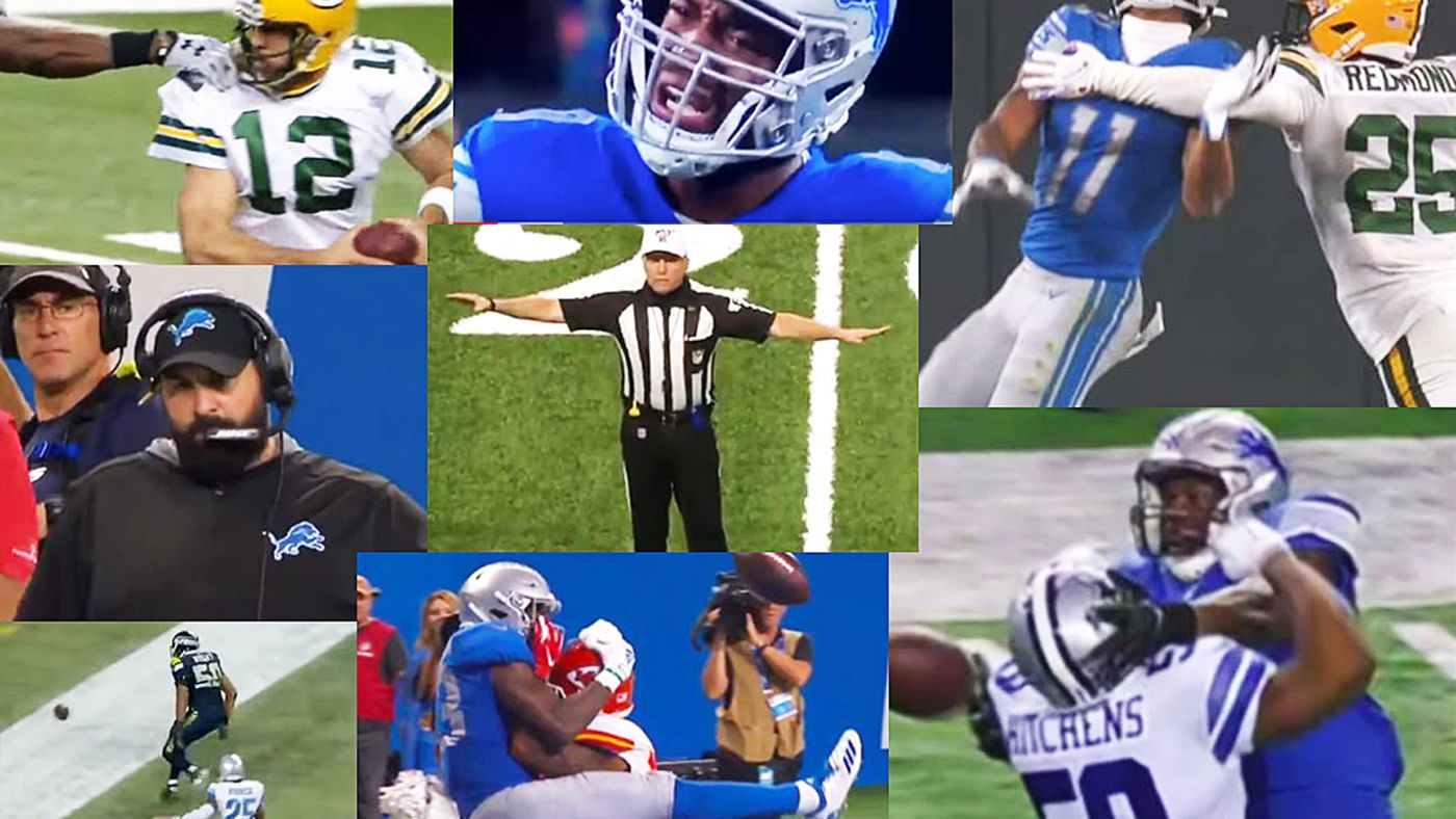 The Rowe Report: The Detroit Lions aren't gonna take it anymore, NFL
