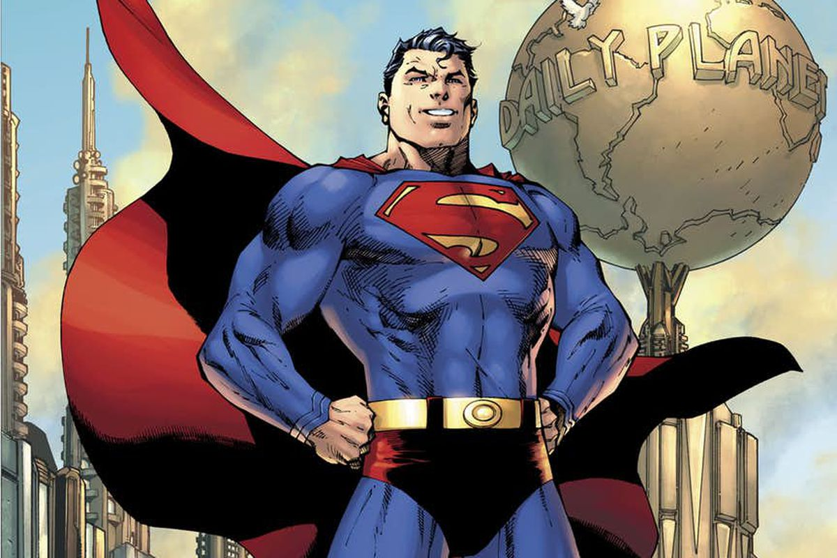 Action Comics celebrates issue #1000 by bringing back the red trunks