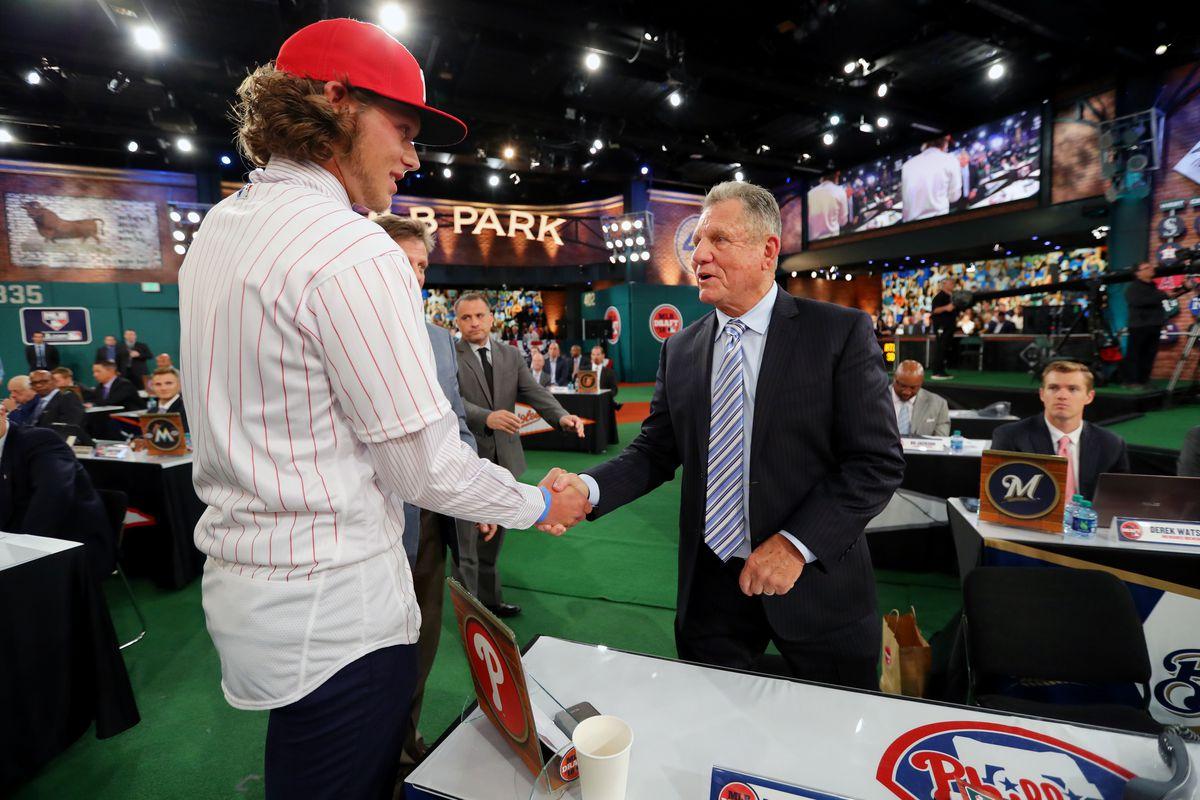 2018 Major League Baseball Draft