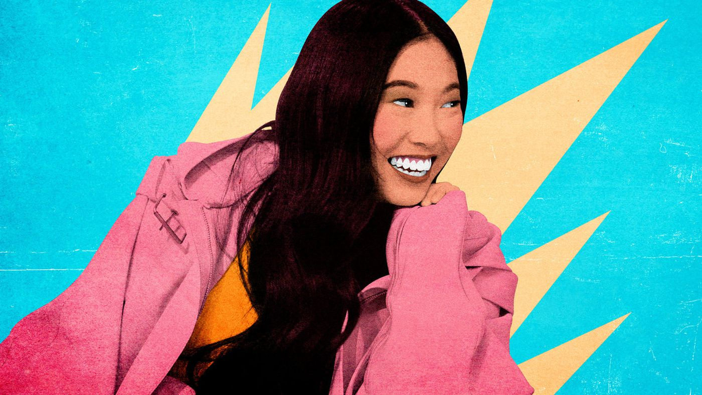 Awkwafina's Weird Career Arc Has Taken Her to Comedy Central
