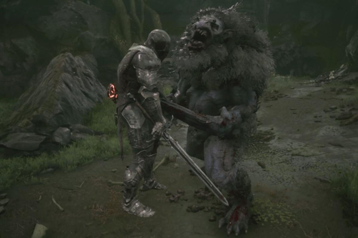 Mortal Shell Grisha boss fight guide