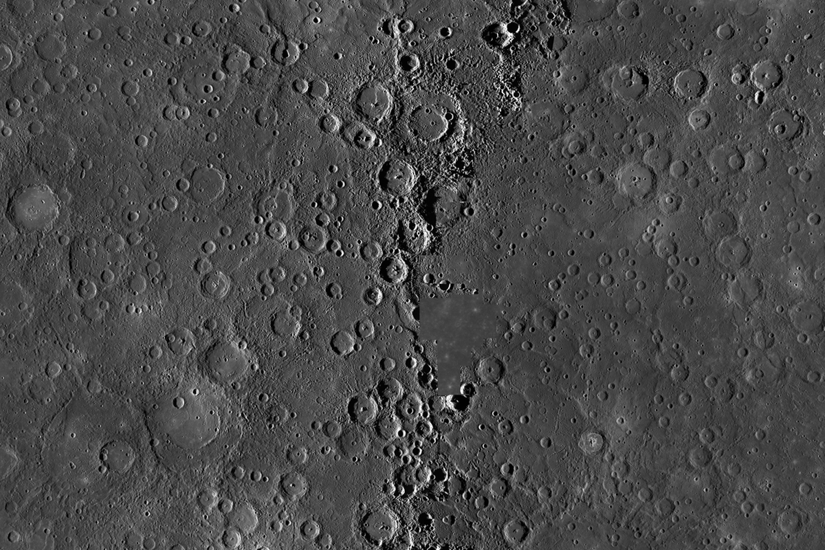 NASA releases new high-res images of Mercury's pockmarked ...