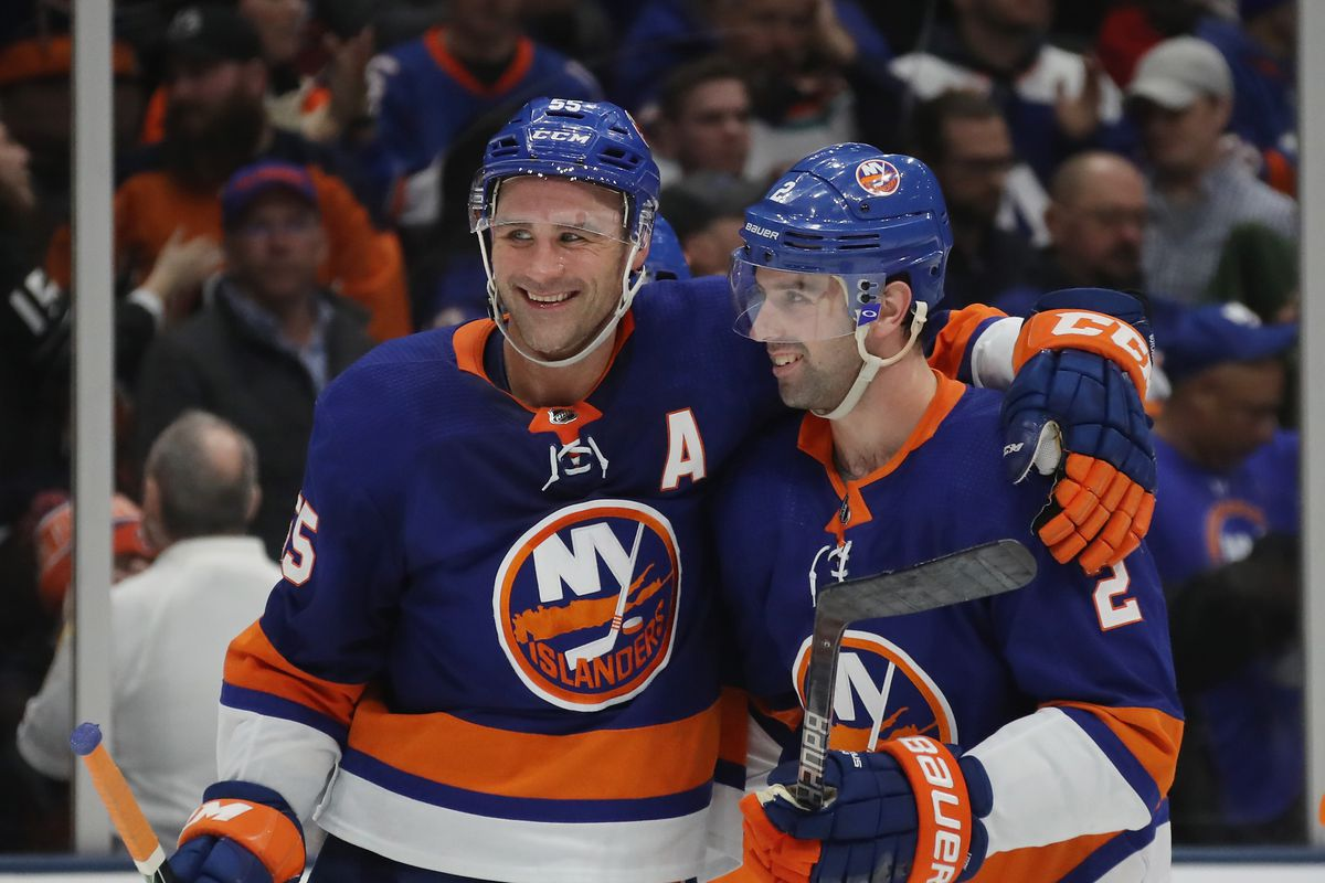 Islanders News: Workout Fiends; Wally's world; How about the Silver Spoons?