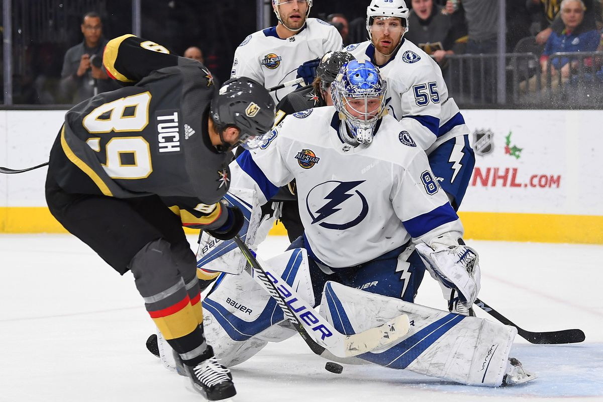 the latest 27d22 5b946 Tampa Bay Lightning at Vegas Golden Knights preview: Third ...