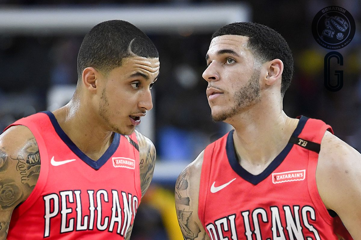 hot sale online 8c9b9 c9130 Lakers Trade Rumors: Pelicans reportedly asking for Lonzo ...