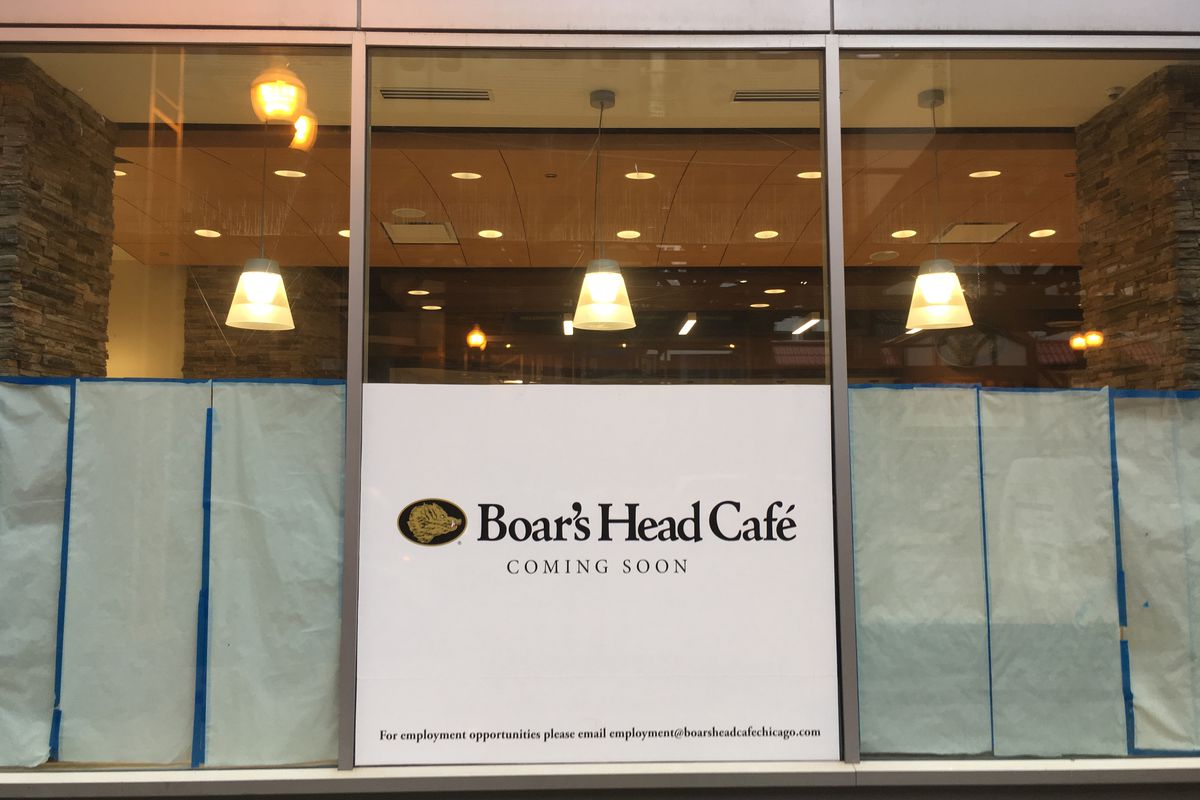 Boar S Head Cafe Chicago