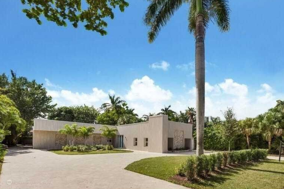 Kiko Alonso's new home in Fort Lauderdale