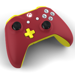Maryland Terrapins - Xbox One Controller