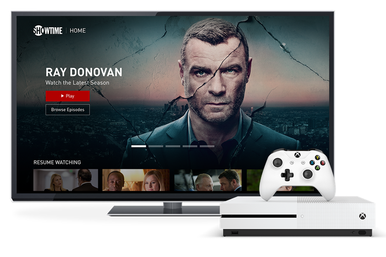 showtime s standalone subscription service now has an xbox one app
