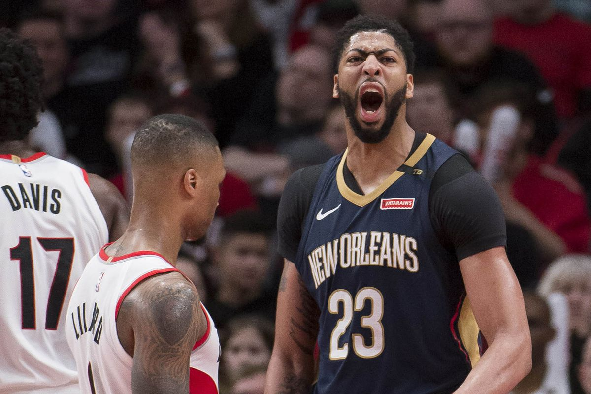 NBA Playoffs Trail Blazers Vs. Pelicans Game 2 Preview - Blazeru0026#39;s Edge
