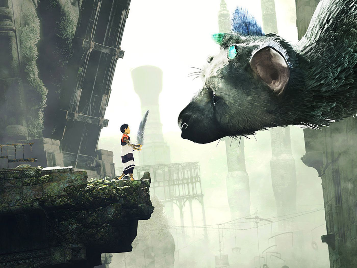 The Last Guardian Is Finally Finished Producer Says Update