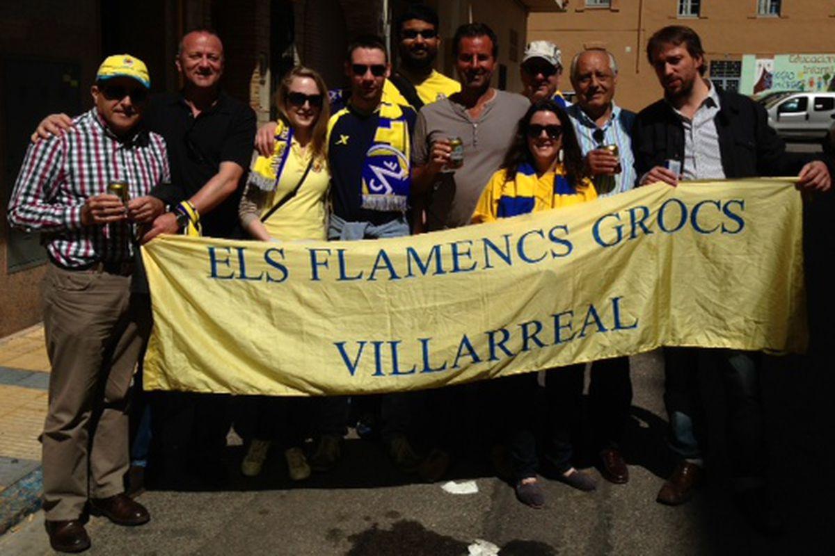 Resultat d'imatges de flamencs grocs vila real
