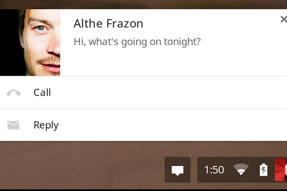 Chrome update adds pop-up notifications, replaces WebKit