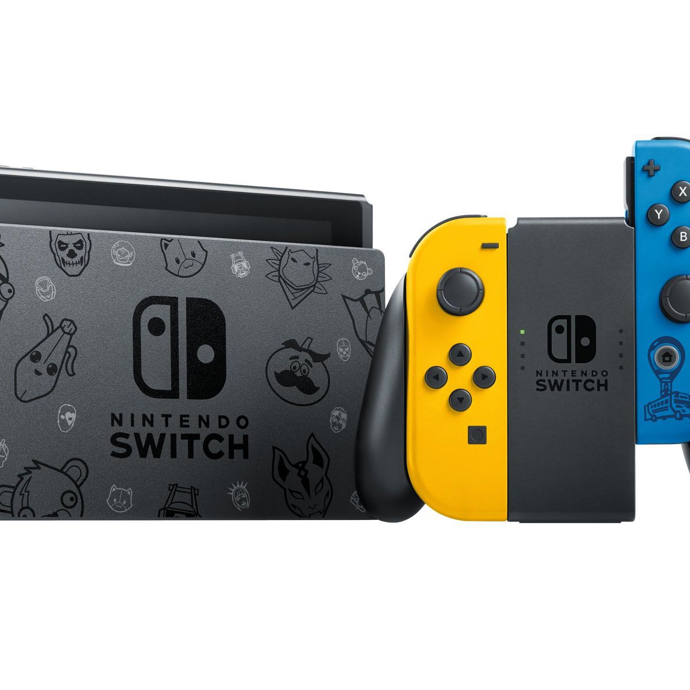 Fortnite Special Edition Nintendo Switch Announced For Europe The Verge