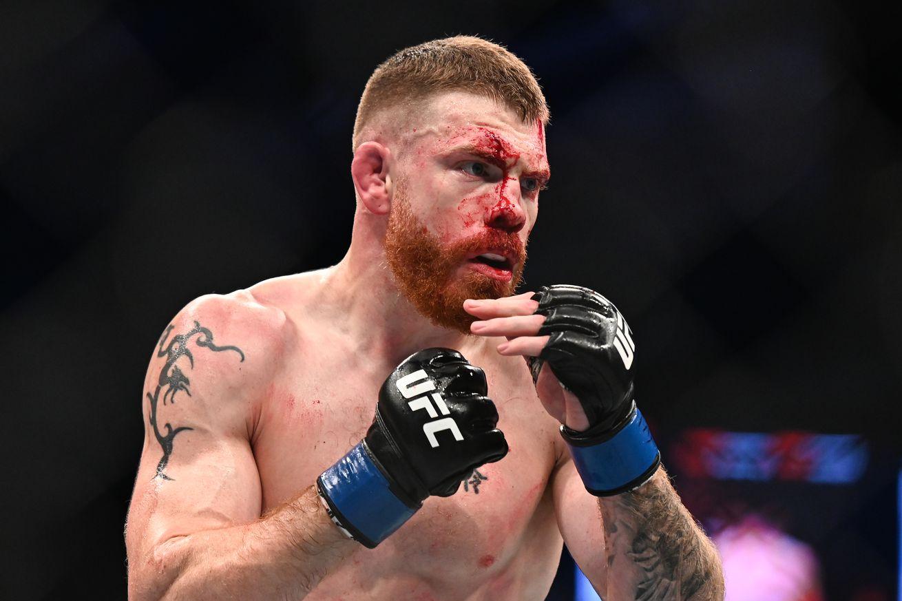 MMA: UFC 242- Barboza vs Felder